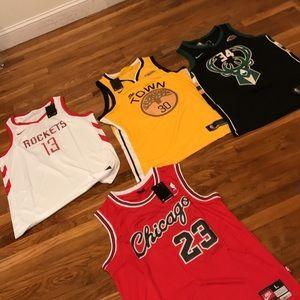 NBA Basketbalk Jerseys